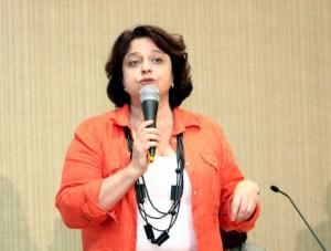 Inés Magalhães, secretária nacional da habitação do Ministério da Cidade/Crédito: Charles Damasceno