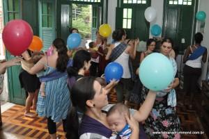 Dança Materna/ Créditos: Fabiana Drummond
