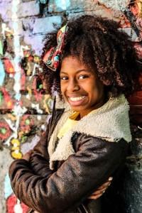 Mc Soffia, 11 anos. Foto: Divulgação