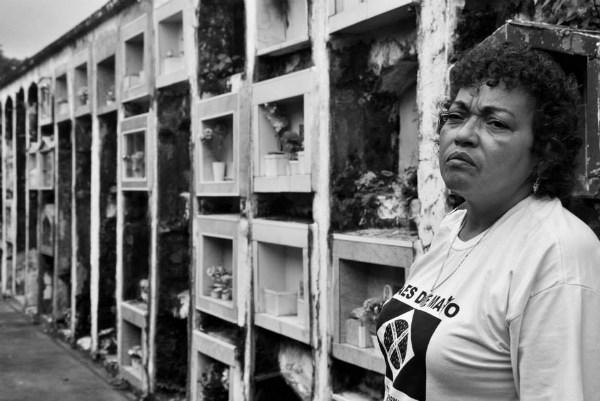 Débora Maria da Silva, do Movimento Mães de Maio | crédito: divulgaçao