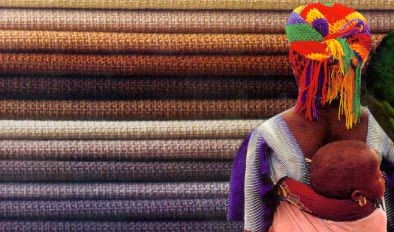 the weaver  handmade, scissor n´glue collage. october, 2008| Joana Coccarelli - Flickr