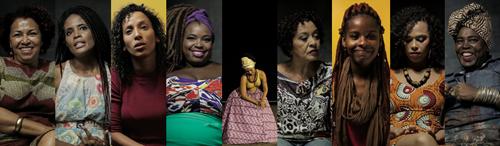 Nove mulheres, muitas vozes do presente, sem perder as referências do passado.