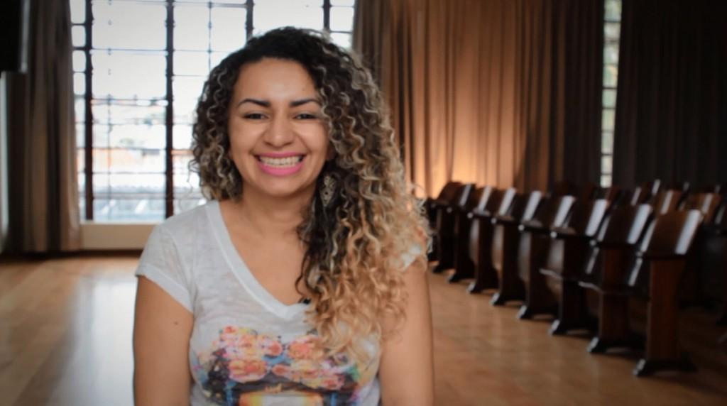 Tarcila Pinheiro é moradora de Guaianases e uma das entrevistadas do documentário.