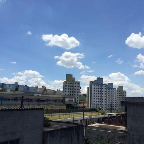 Cidade Tiradentes.