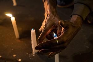 Ato-vigília na Av. Paulista no dia 24 de abril |Daniel Arroyo/Ponte