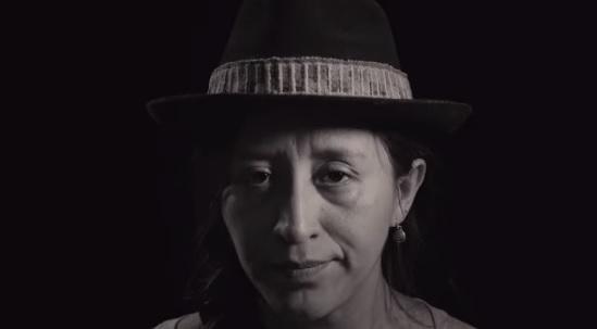 Jobana Moya, imigrante boliviana, uma das integrantes da Base Warmis Convergência das Culturas