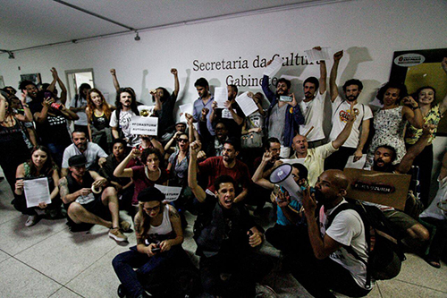 Crédito: Marcelo Rocha / Mídia NINJA