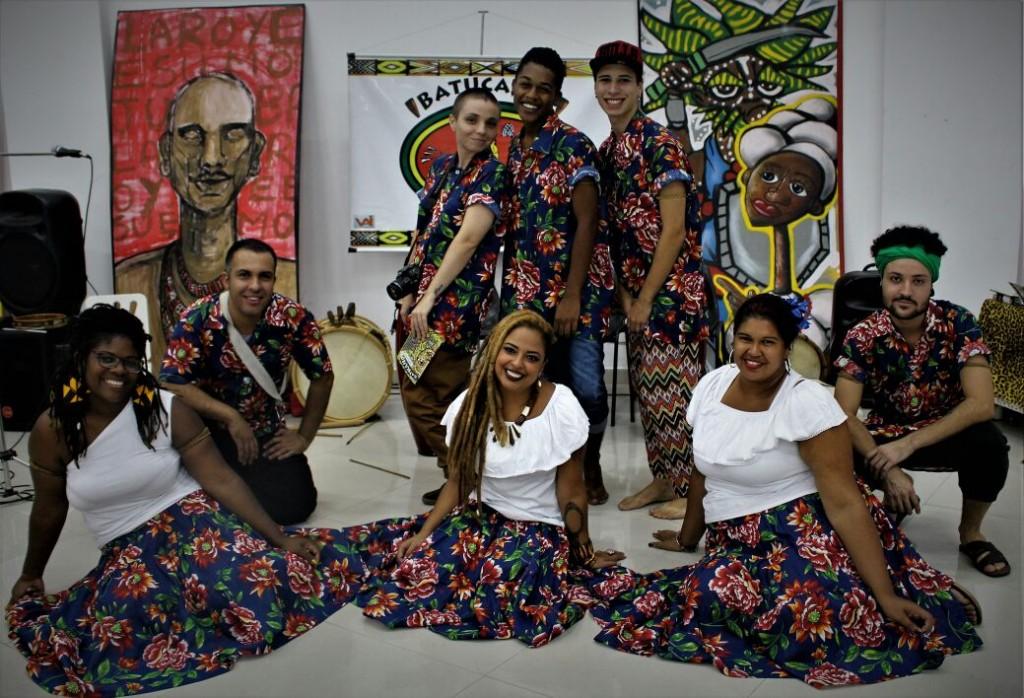 Grupo BatucAfro (Créditos: Divulgação)
