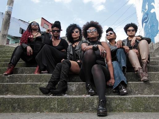 Artistas que participaram do clipe (Créditos: Elaine Campos)