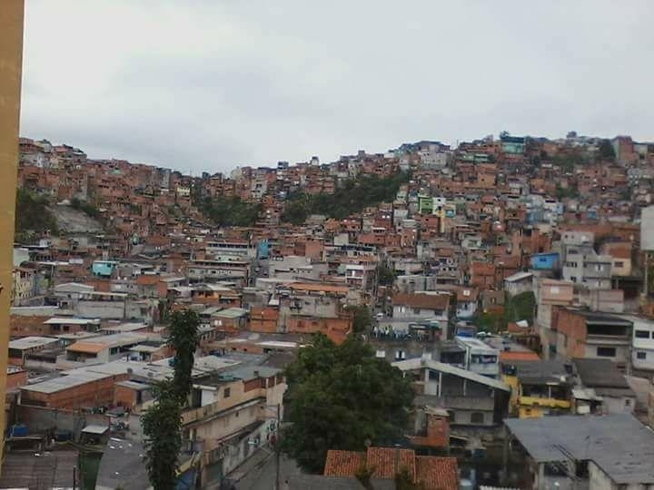 Vista da Jova Rural, zona norte de São Paulo (Créditos Priscila Gomes)
