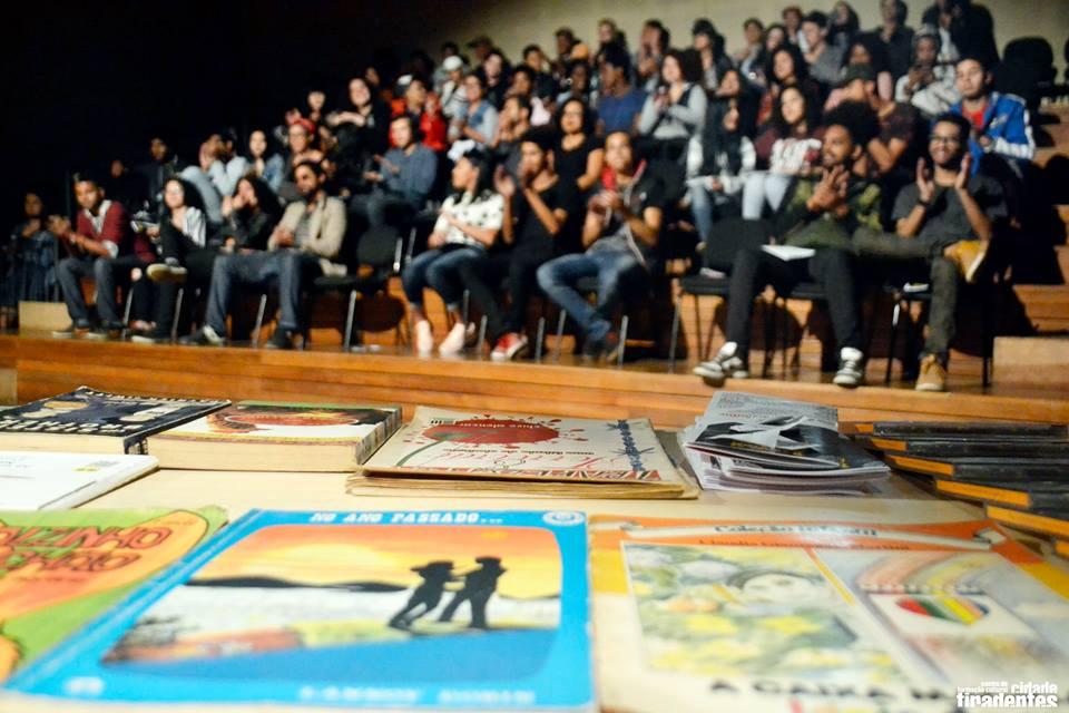 Slam CT, realizado no CFCCT (Créditos: Divulgação)