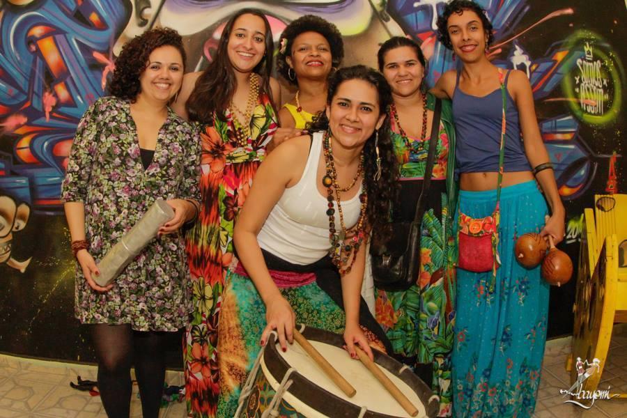 Grupo de Coco Semente Crioula (Créditos: Divulgação)