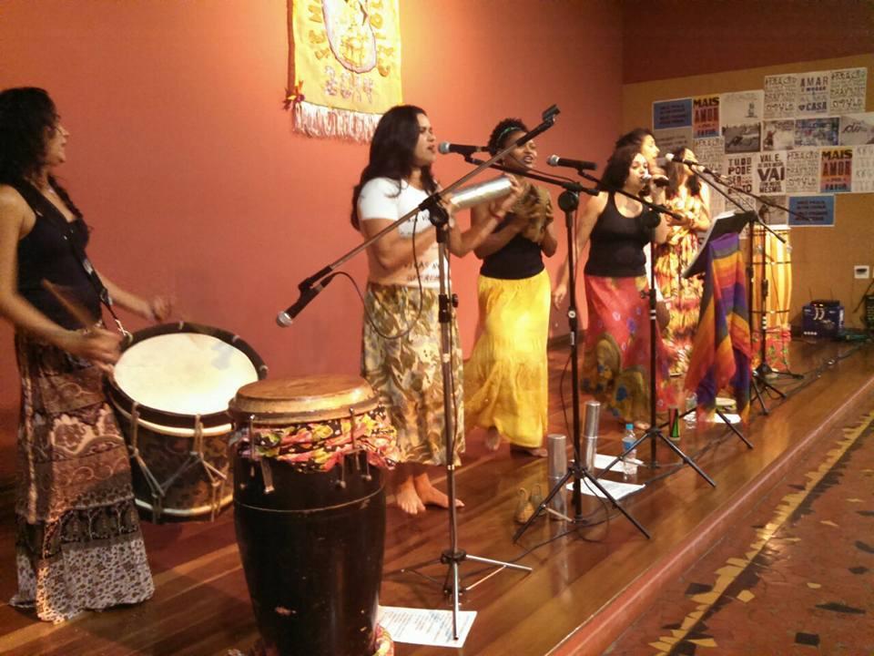 Apresentação do Grupo de Coco Semente Crioula (Créditos: Divulgação)